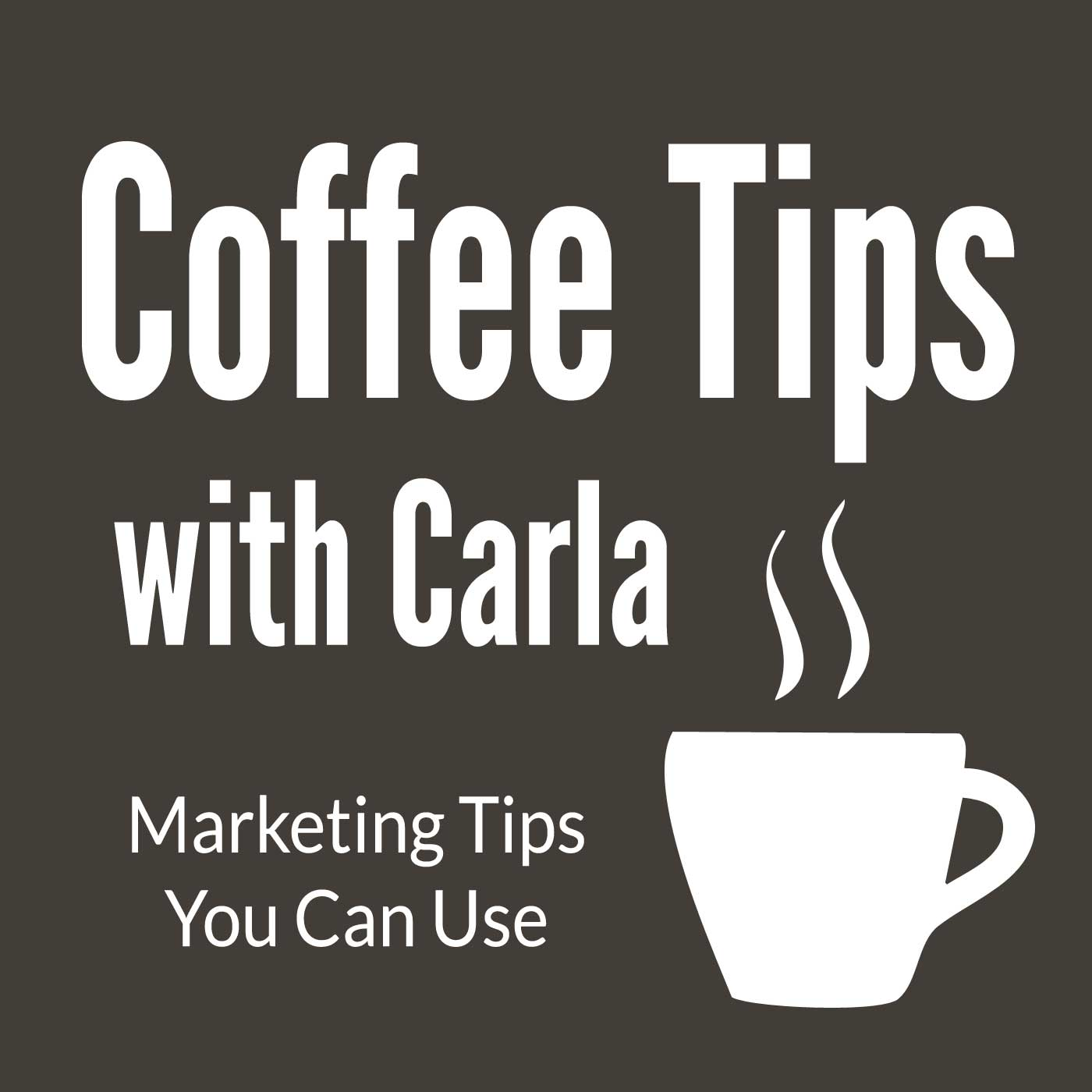 Coffee Tips with Carla